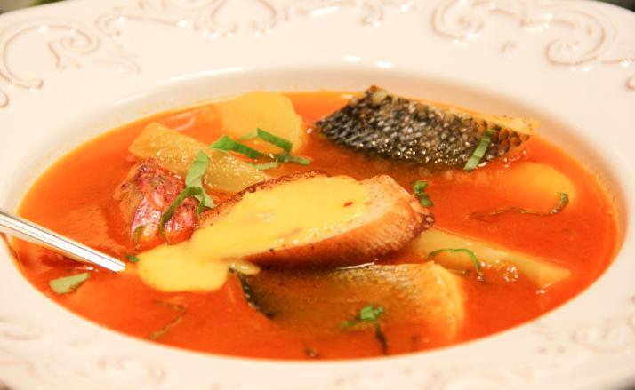 Fischladen Bouillabaisse