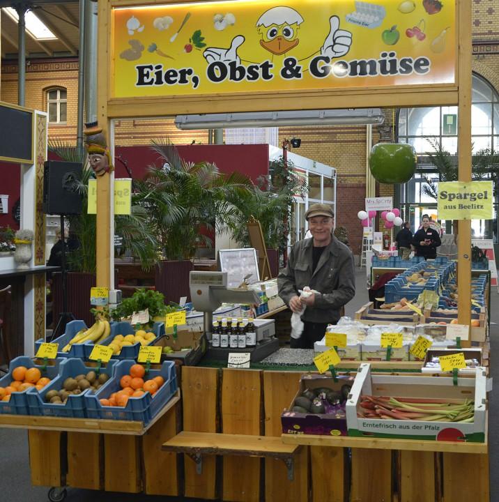 Obst und Gemüse Krüger