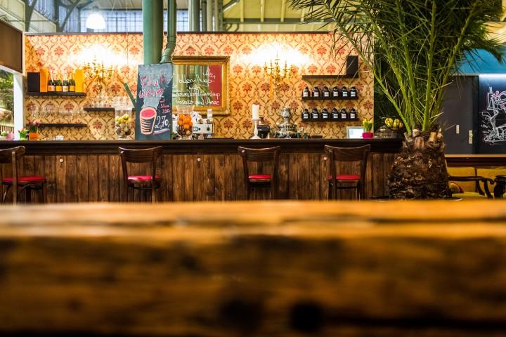 Cafe & Bar- Arminius Markthalle