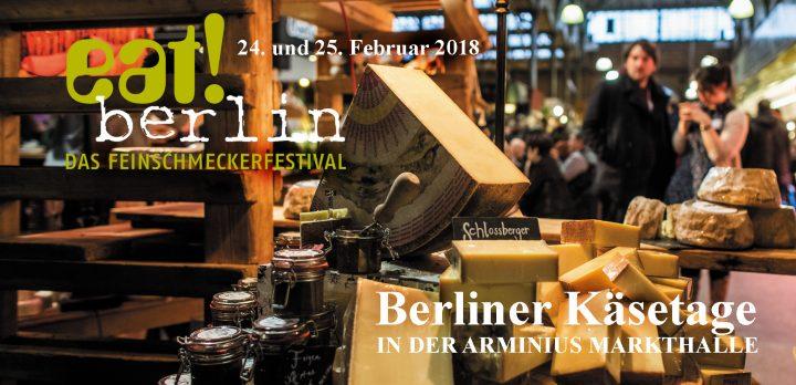 Berliner Käsetage 2018